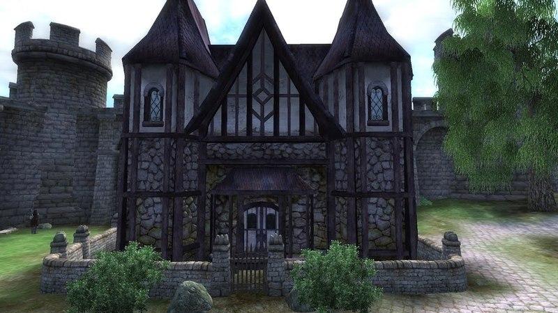 Bella Anderson - обзор мода «Дизайнер Халион: Розвелл» для Oblivion