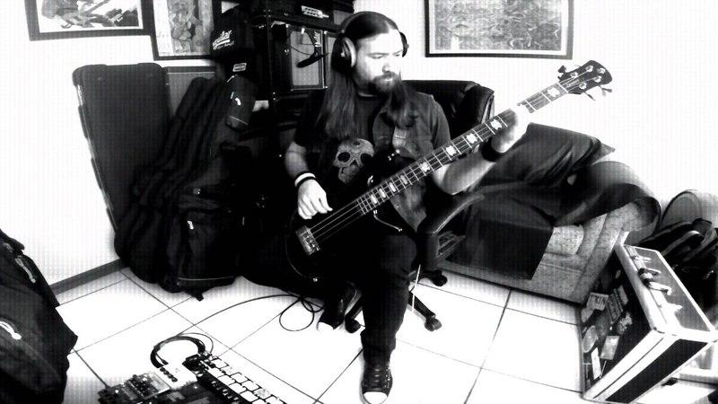 Pantera - 5 Minutes Alone (Bass Cover)