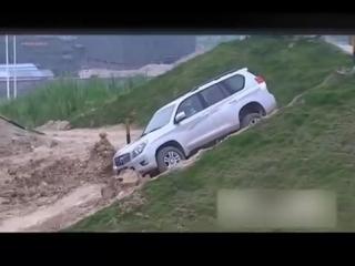 Toyota Land Cruiser Prado Extreme Off Road Test by Company