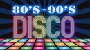 Nonstop 80s 90s Disco Greatest Hits - Best Disco Songs of The 80s 90s
