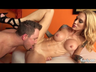 Sarah Jessie (Giving Her Stepson Proper Motivation) big tits sex porno