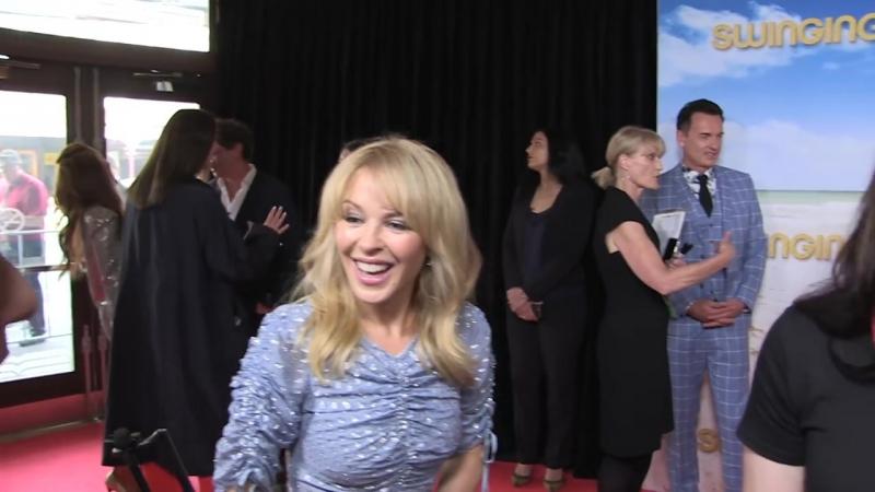 Kylie Minogue 15 MOF Interview (14.12.2017)