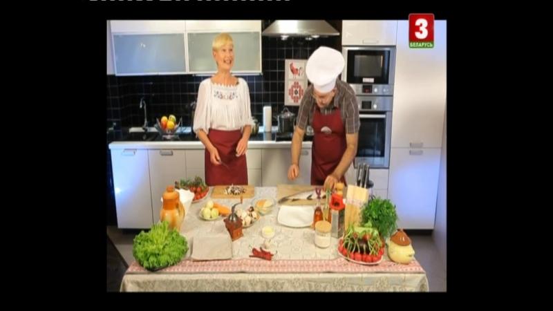 32 Беларуская кухня Фаршированная щука