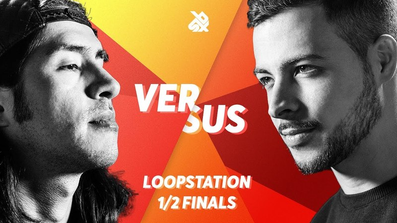 JARNO IBARRA vs BEATNESS | Grand Beatbox LOOPSTATION Battle 2018 | SEMI FINAL
