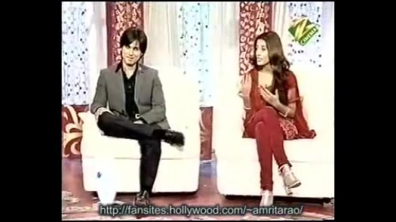 Amrita and Shahid on Shubh Vivah Part 2 5