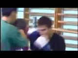 Тренировка Геннадия Головкина в сборной Казахстана (2001 год)