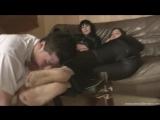 Goddess Amanda Mia Вылизывание грязных ног slave licking dirty feet Foot fetish Фут-фетиш Femdom