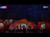 171201 EXO - The Eve + Ko Ko Bop @ 2017 MAMA in Hong Kong
