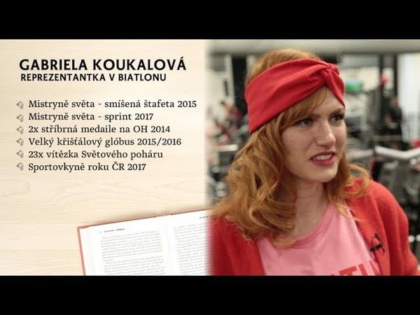 Габриэла Коукалова (Čtení tě mění, 2018)