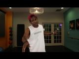 AFRO BEAT DANCE TUTORIAL - GWARAGWARA, SHOKI, etc - JustinUg