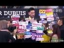 Luhan @ 171222 godfrey gao's interview