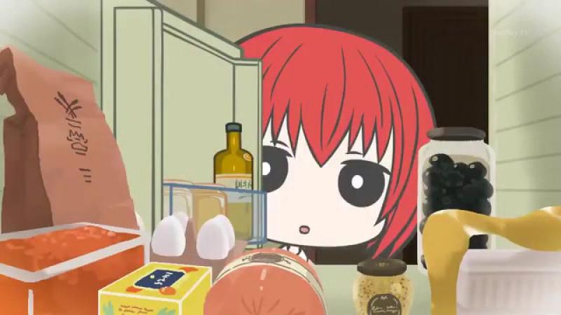 Махоёмэ серия 07 (мини-серии к аниме «Невеста чародея») [русские субтитры Aniplay.TV] Mahoutsukai no Yome