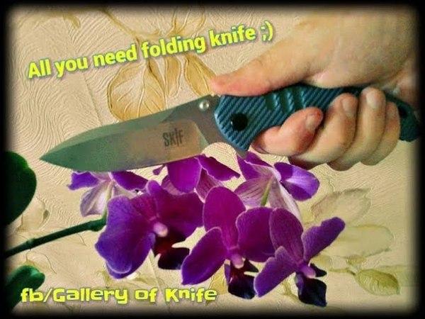 Распаковка и тест ножа Skif 424C Adventure много болтовни и хайп на розетку