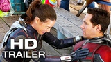 ANT-MAN AND THE WASP Funny Bloopers Trailer NEW (2018) Ant Man 2 Movie HD
