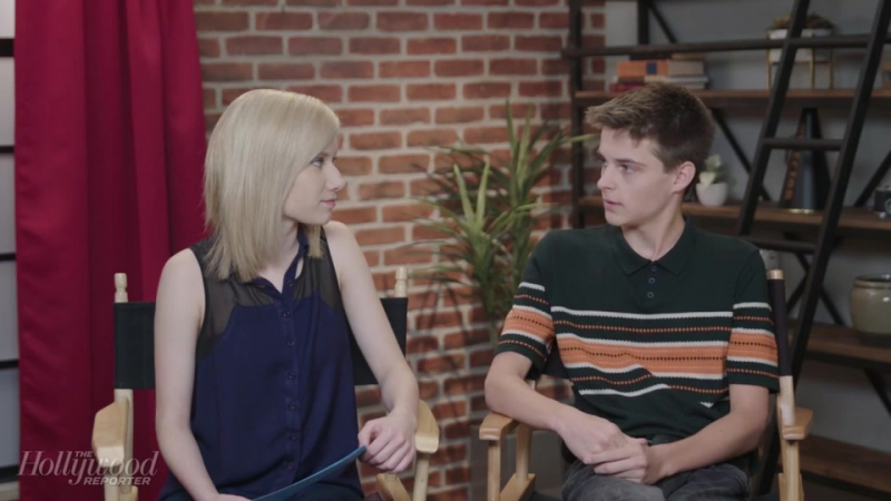 Corey Fogelmanis Discusses New Show Prank Me and Being Outspoken Online - In Studio - Hollywood Reporter_2