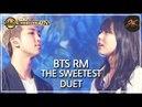 Eng Es PT Sub BTS RM YUIKO The Sweetest Duet Umbrella Epik High 방탄소년단 랩몬