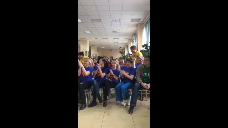 Победители проекта Йола-фитнес, команда УХ!