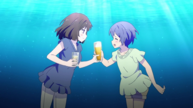 [AnimeOpend] Takunomi 1 OP | Opening (NC) Выпиваем дома 1 Опенинг (1080p HD)