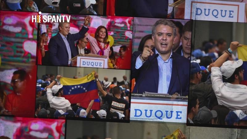 Elecciones Presidenciales de Colombia 2018 (Segunda vuelta)