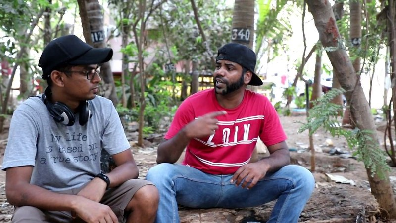 Hey Blue Wings Official Video Song Mixture of Tamil Hindi English Rap Chembur 400071 2K18