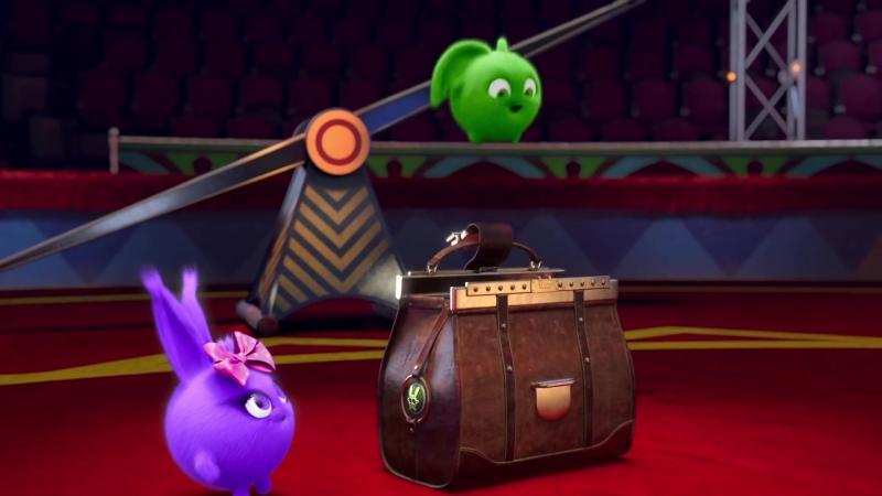 06. Волшебный чемоданчик. Солнечные зайчики