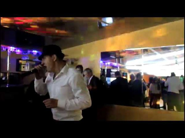 Аркадий Кобяков - Мерцание звезд Нижний Новгород, кафе Жара 15.03.2014