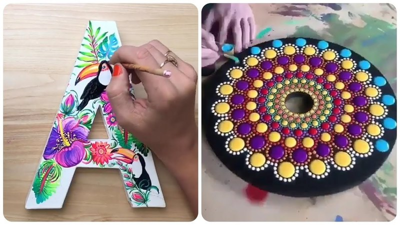 People With Amazing Talent and Skill 😍Amazing Art Compilation 2018! Oddly Satisfying