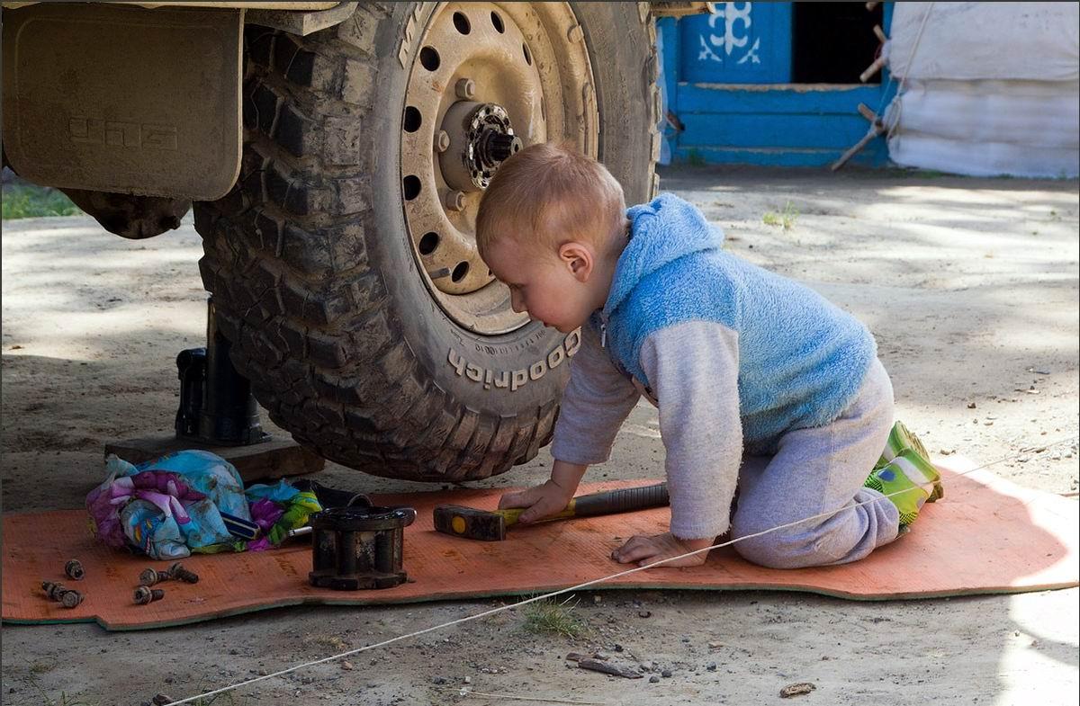 Так, сейчас все поглядим: Юный автомеханик