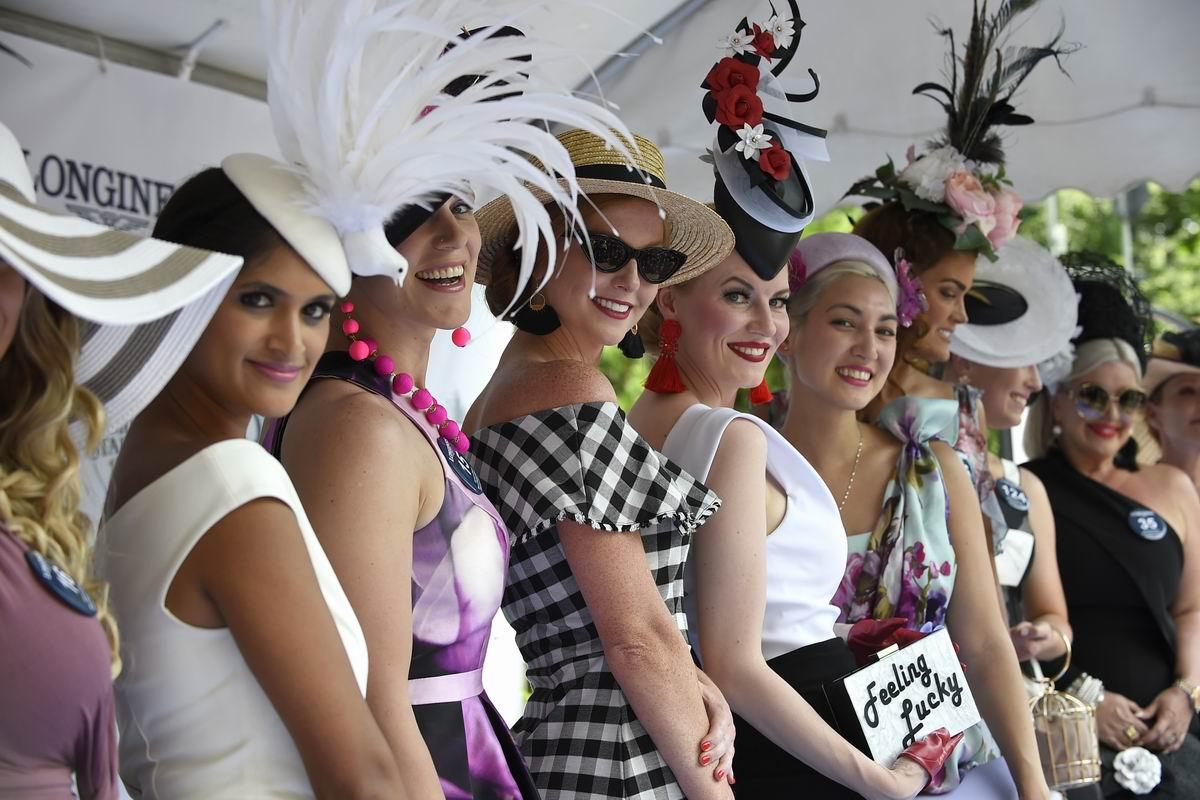 Да здравствует дамская элегантность: Мы любим носить красивые шляпки