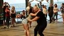 Александр Костенко и Криста Букулова MK Dance Island Camp