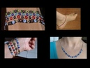How to make seed bead daisy chain bracelets anklets necklace