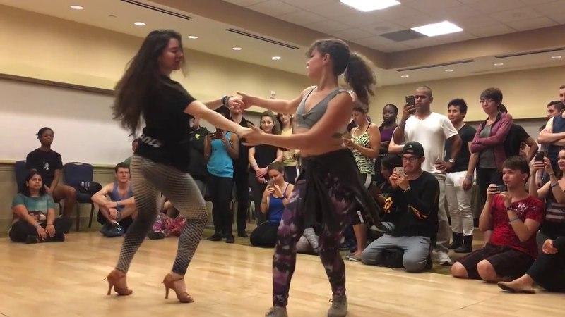 Marissa Rivera and Jessica Lamdon