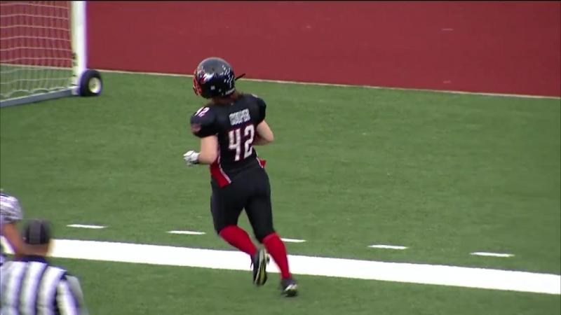 Womens Football Alliance TV поделился(ась) видео. 1 ч · Highlights from Minnesota Vixen Womens Football v Wisconsin Dragons W
