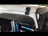 2016 Jeep Wrangler Rubicon on 42 inch Tires and King Coilovers Review