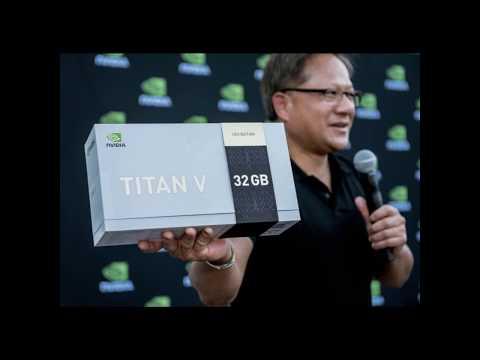 Titan V CEO Edition с 32 Гбайт HBM2.