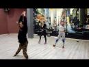 ARINA DENIS NASTYA JAZZ FUNK level 2 Janelle Ginestra Choreography
