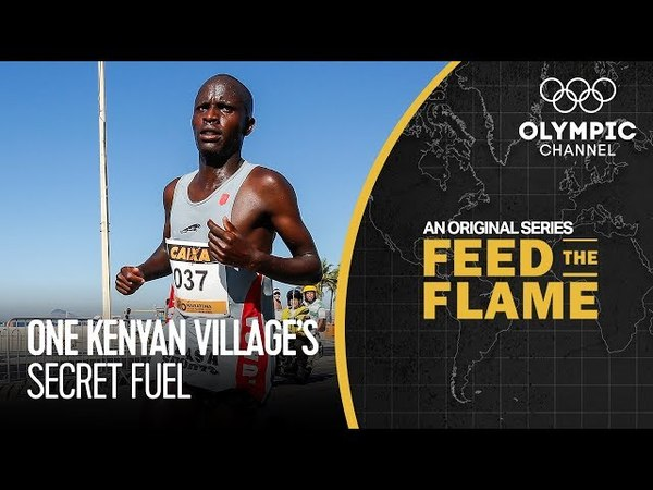How One Kenyan Village Fuels The World's Fastest Distance Runners | Feed The Flame