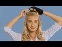 Xtava Professional Twist Hair Ceramic Curling Wand