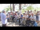 Встреча односельчан в селе Байдары