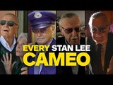 EVERY Stan Lee Marvel Movie Cameo (up to Black Panther)