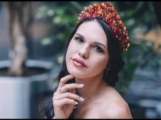 Анна Тимук - первая вице-мисс на Всероссийском конкурсе красоты