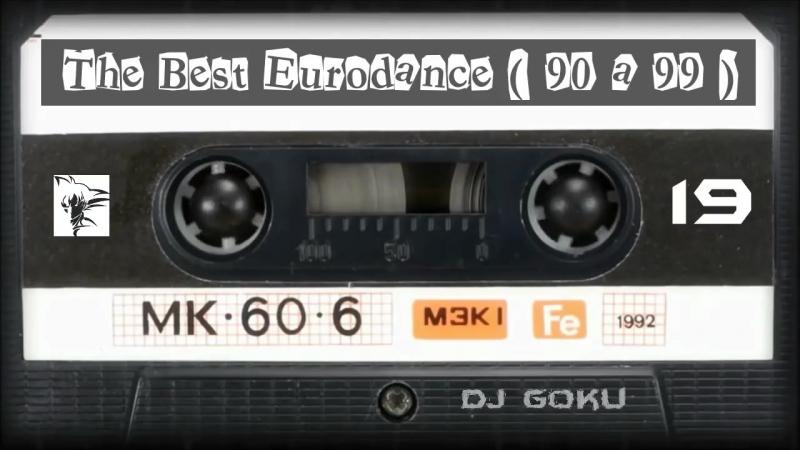 The Best Eurodance ( 90 a 99 ) - Part 19