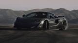 The new McLaren 600LT The edge is calling
