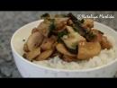 СТИР ФРАЙ из королевских грибов ойстерс Очень вкусное ароматное блюдо за 15 минут