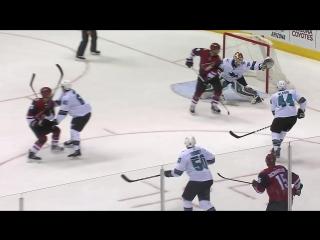 San Jose Sharks vs Arizona Coyotes – Jan. 16, 2018. Game Highlights