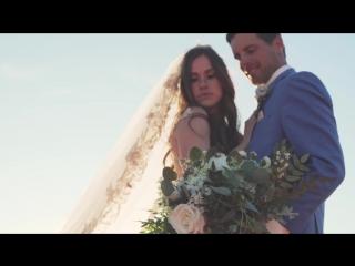 A wedding in the sky! - spacenet wedding, 400 feet in the air, moab, utah
