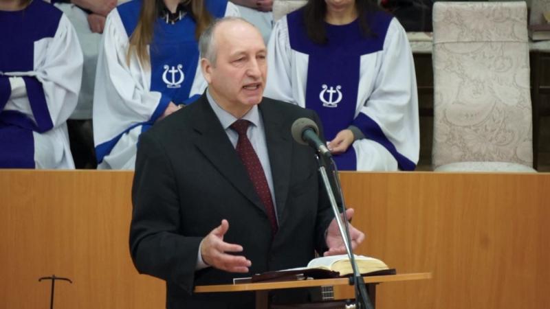 Проповедь Толмачев МС (кораблекрушение в вере)