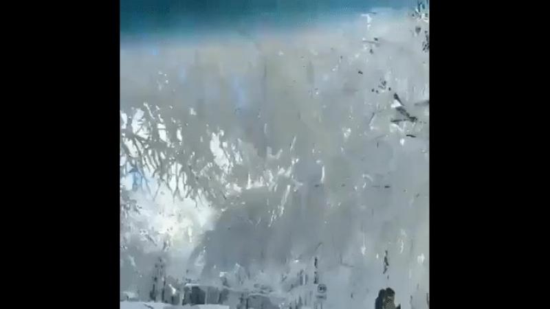 Чудесная зима