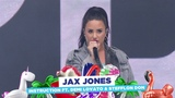 Jax Jones - 'Instruction feat Demi Lovato & Stefflon Don' (live at Capital's Summertime Ball 2018)