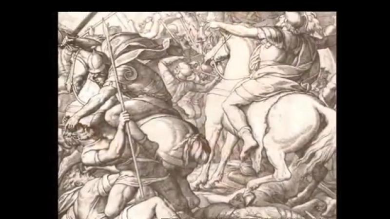 ВИЛЬГЕЛЬМ КЮХЕЛЬБЕКЕР. Давид (из цикла Библейский сюжет)